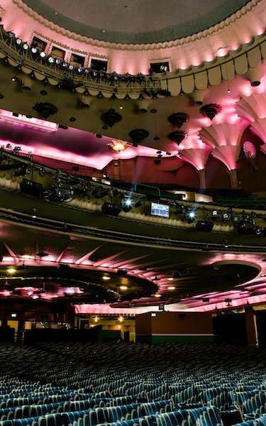 Apollo Victoria Theatre Events