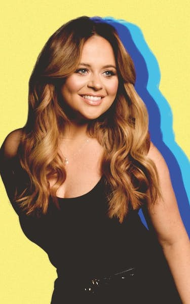 Emily Atack Has Left The Group
