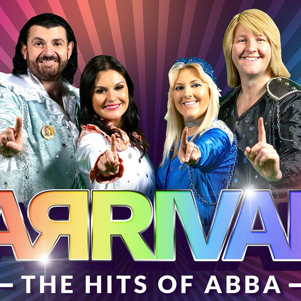 Arrival ® - The Hits Of ABBA Show Tour Dates