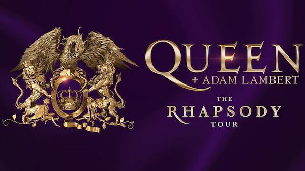 Queen & Adam Lambert - The Rhapsody Tour 30 Events