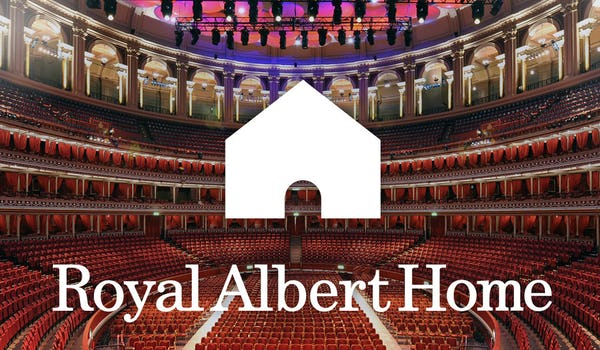 Royal Albert Home - Roberto Fonseca