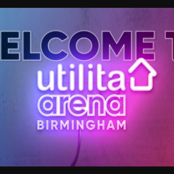 Utilita Arena Birmingham Events