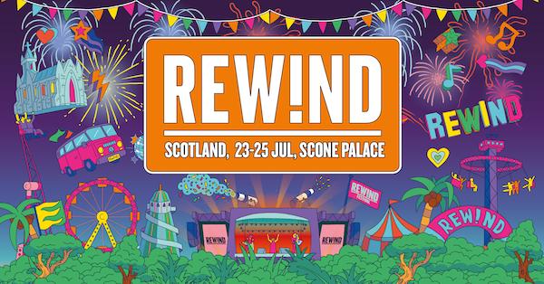 Rewind Festival - Scotland 2021