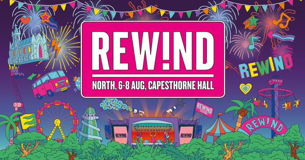 Rewind Festival - North 2021