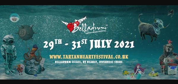 Belladrum Tartan Heart Festival 2021