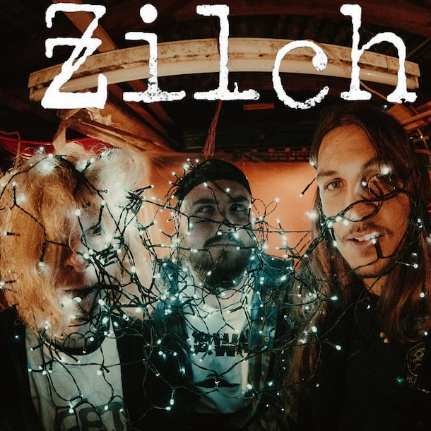 Zilch. / The Purple Shades