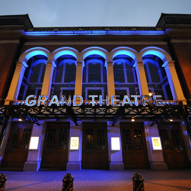Wolverhampton Grand Theatre Events
