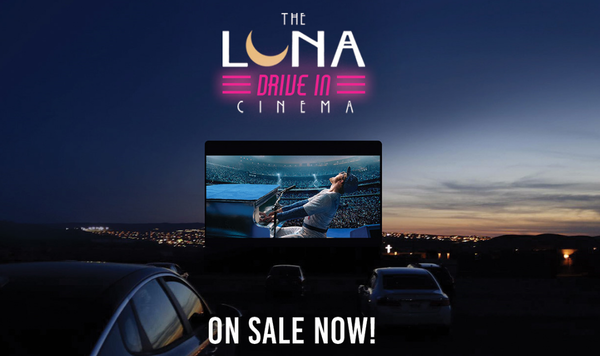 Luna Drive In 79 Events