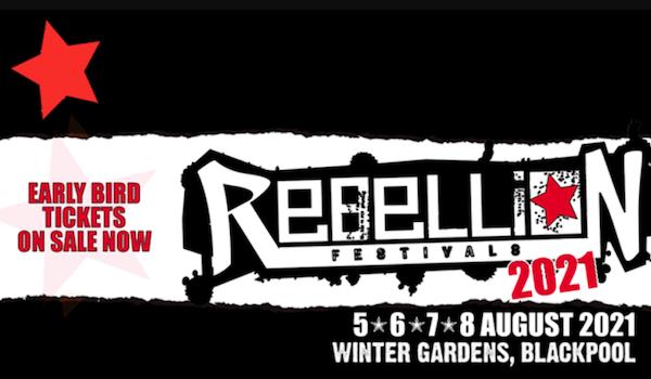 Rebellion Festival 2021
