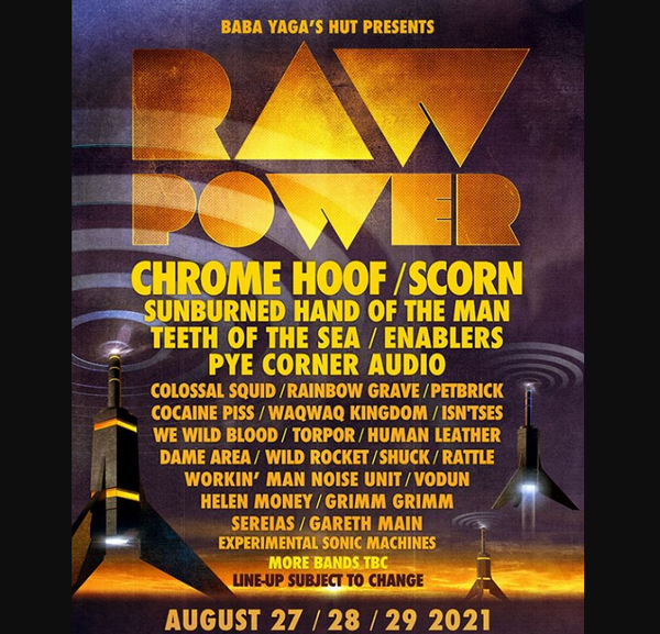 Raw Power Festival 2021