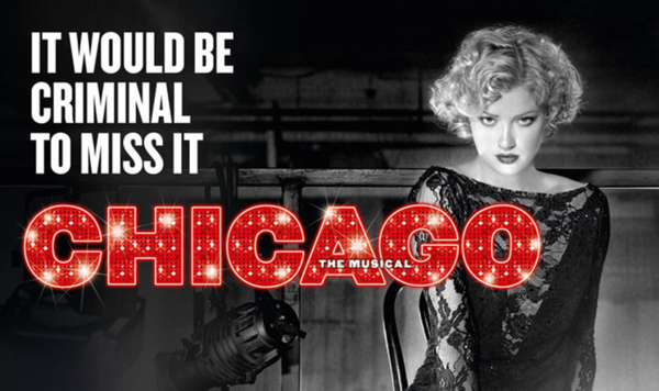 Chicago - The Musical Tour Dates