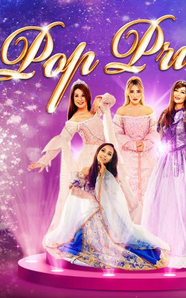 Pop Princesses Tour Dates