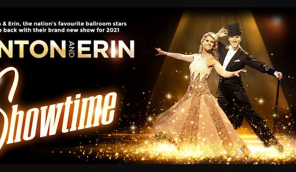 Anton & Erin - Showtime 30 Events