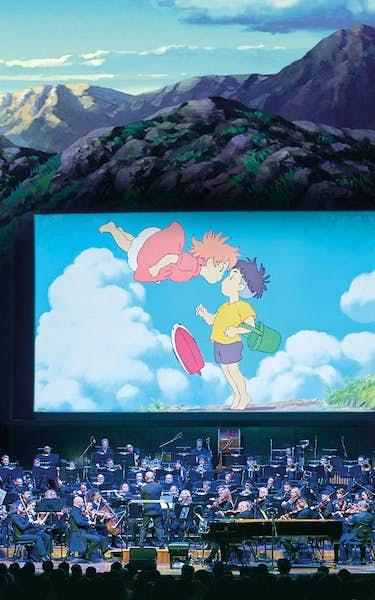 Joe Hisaishi Symphonic Concert - Music from the Studio Ghibli Films of Hayao Miyazaki