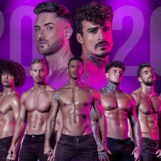 Dreamboys 2021 - Too Hard To Resist