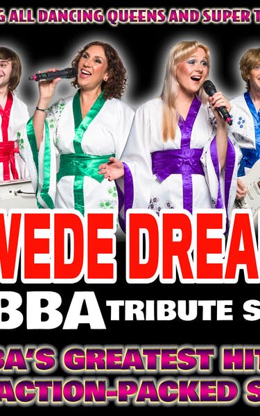 Swede Dreamz ABBA Tribute Band Tour Dates