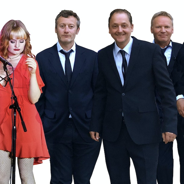 The Stars From The Commitments