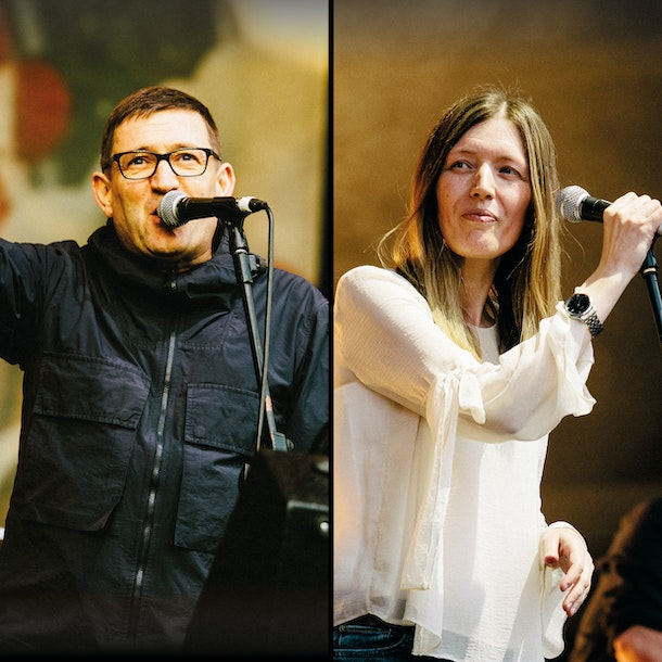 Paul Heaton / Jacqui Abbott