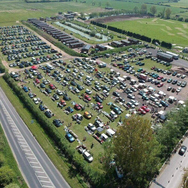 Stonham Barns Sunday Car Boot on 19th July from 7am onwards