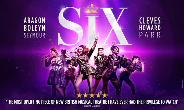 Six - The Musical Tour Dates