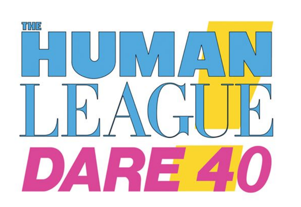 The Human League 'Dare 40' 12 Events