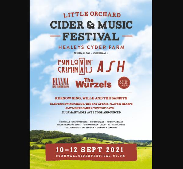 Little Orchard Cider & Music Festival 2021