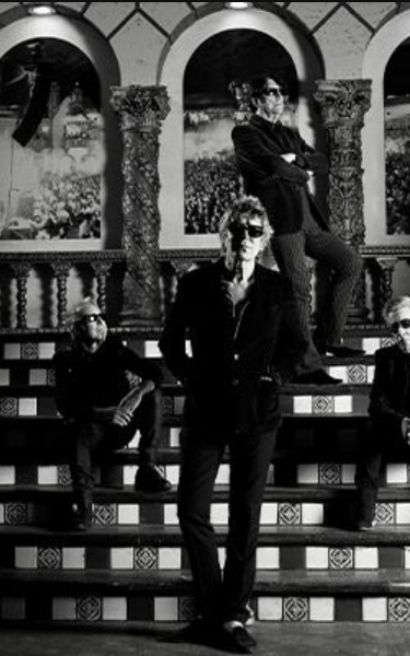 The Psychedelic Furs Tour Dates