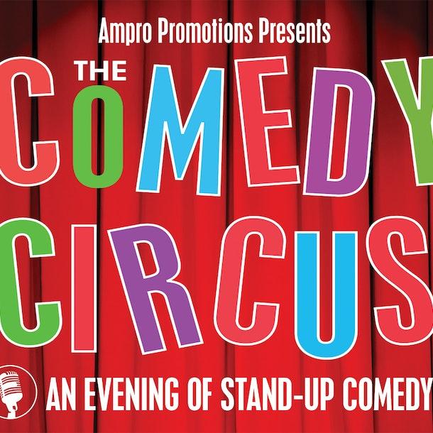 The Comedy Circus Tour Dates