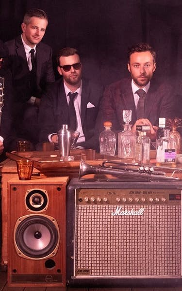 Gentleman's Dub Club Tour Dates