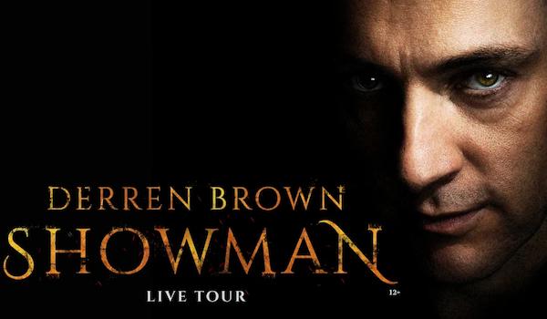 Derren Brown Tour Dates