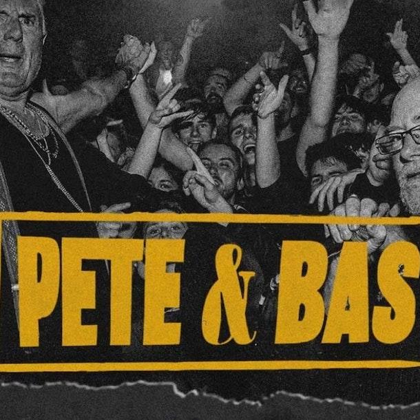 Pete & Bas Tour Dates