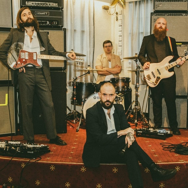 IDLES: Ultra Mono Record Shop Tour