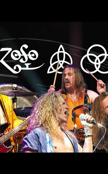 CODA - A Tribute to Led Zeppelin Tour Dates