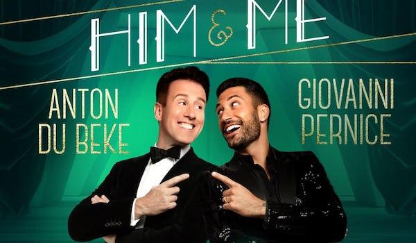 Anton Du Beke & Giovanni Pernice - Him & Me