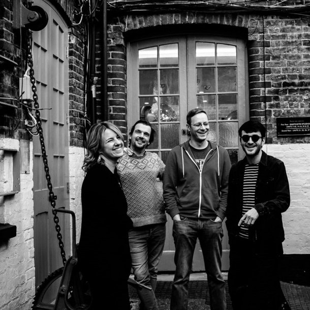 Joy Ellis Quartet