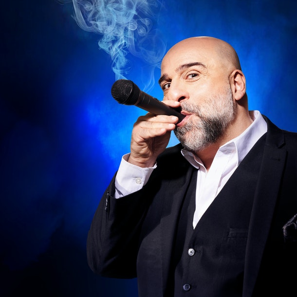 Omid Djalili Tour Dates