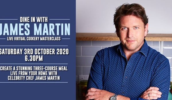 Dine In With James Martin