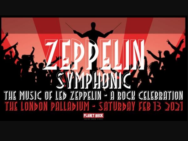 Zeppelin Symphonic, The Music of Led Zeppelin - A Rock Celebration
