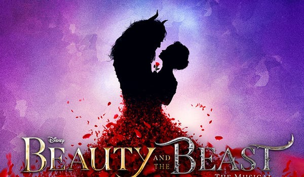 Disney's Beauty And The Beast - The Musical Tour Dates