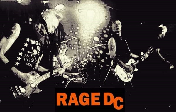 Rage DC Tour Dates
