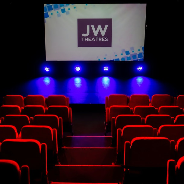 The Blue Orange Theatre Events