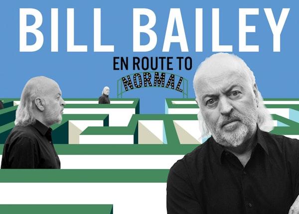 Bill Bailey Tour Dates
