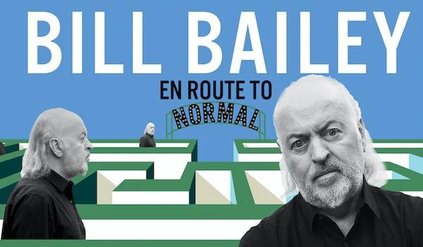 Bill Bailey, Rufus Hound, Pat Cahill, Charlie Baker, Bridget Christie