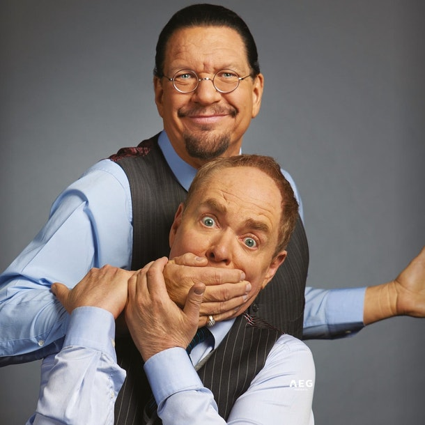 Penn & Teller - The 45th Anniversary Tour