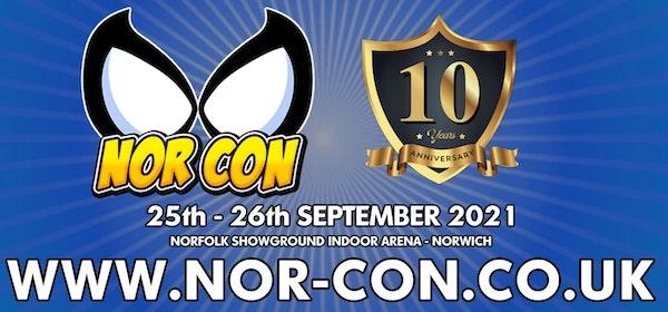 Norcon - The Norfolk TV, Film & Comic Con