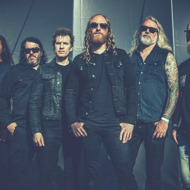 Dark Tranquillity Tour Dates