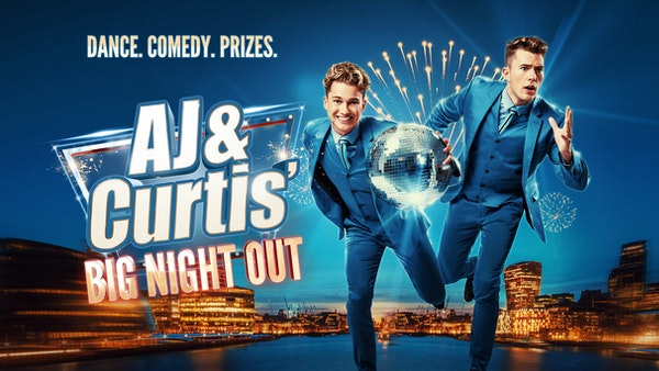 AJ & Curtis' Big Night Out 34 Events