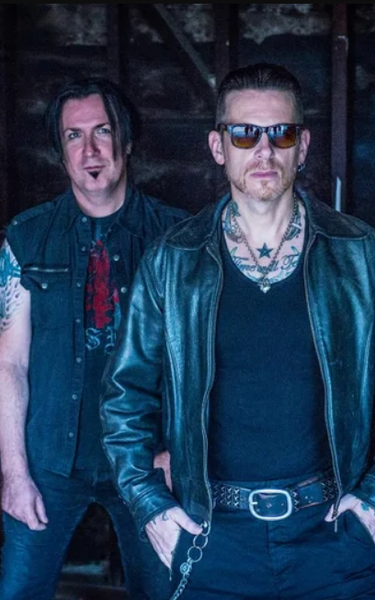Ricky Warwick & The Fighting Hearts Tour Dates