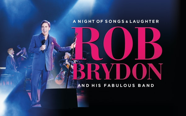 Rob Brydon - A Night of Songs and Laughter 51 Events