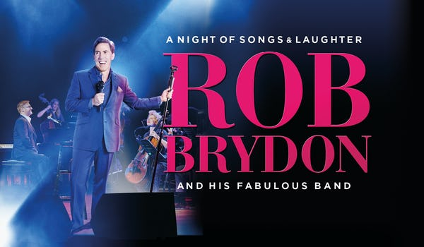 Rob Brydon - A Night of Songs and Laughter 56 Events